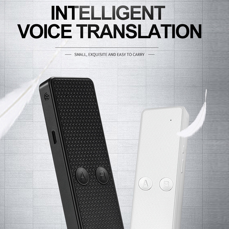 68 Languages Translaty Two Way Smart Instant Real Time Voice Translator
