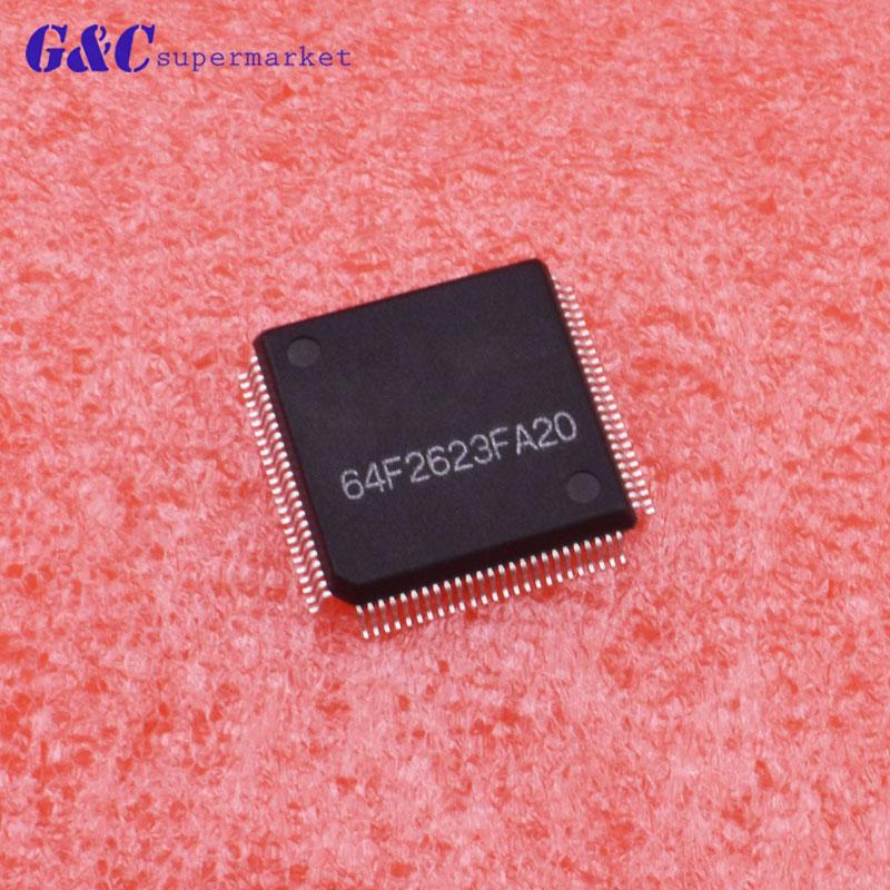 1pcs / 5pcs HITACHI IC high quality HD64F2623FA20 64F2623 100 TQFP 64F2623FA20 electronic accessories capacitor board