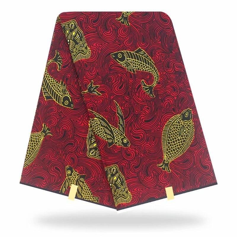 Dutch Wax African Wax Tissus On Sale Tissus Ankara Fabric 2020 Latest African Fabric Print For Dresses 6yard/lot