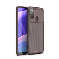 style protective For Samsung Galaxy M30S Case Business Style Silicone Shell TPU Back Phone Cover For Galaxy M30S Protective Case For Samsung M30S (4)