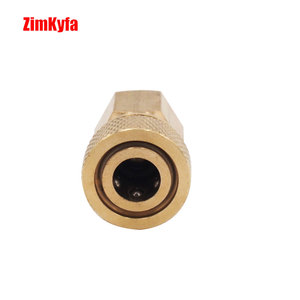 Image 5 - Paintball PCP Air Gun Rifle Filling Charging Hose Quick Release Coupler Fitting 8 mm Female Socket Quick Disconnect M10*1.0