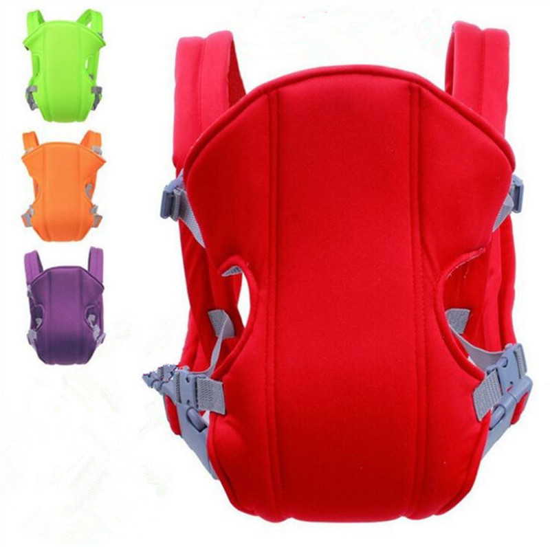 Adjustable Baby Infant Toddler Newborn Safety Carrier 360 Four Position Lap Strap Soft Baby Sling Carriers 2-30M Baby Girl Waist