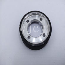 6 peças sobresselentes deslocadas da máquina de impressão do tamanho 38x19x10mm da roda f4.614.555 dos pces para cd74 xl75 cx102 xl105