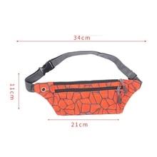 Running Waist Bag Breathable Sport Jogging Pack Cycling Phone Pouch Lightweight Belt Wallet Adjustable Hip Bum