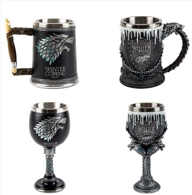 Coffee Cup Thrones 1