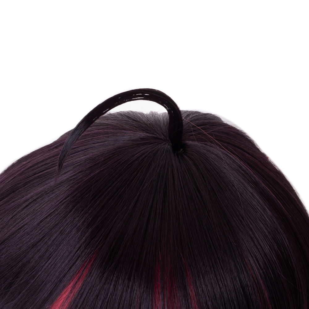 Image 5 - Anime PROMARE Cosplay Gueira Wig 33cm Short Heat Resistant Synthetic Hair Halloween Cosplay WigsAnime Costumes   -