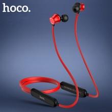 HOCO Sportหูฟังบลูทูธหูฟังไร้สายไมโครโฟนสเตอริโอBassสำหรับIphone 11 Pro X XSสำหรับHuawei Xiaomi Mi 10