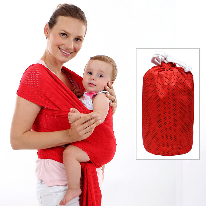 Sling Baby-Carrier Cloth-Wrap Hipseat Nursing-Cover-Scarf EGMAOBABY Newborns Breathable