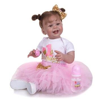 Кукла-младенец KEIUMI Bebe Boneca 4