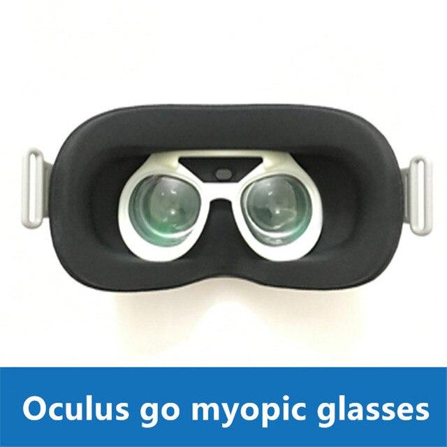 Для коротких очков Oculus Go