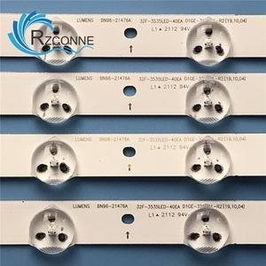 Image 2 - LED תאורה אחורית רצועת עבור 2012SVS32 UE32J5100 UA32EH5080 LTJ320HN07 H UN32EH5000 V320HJ2 PE2 2011SVS32 D1GE 320SC1 R2 DE320BGA B1