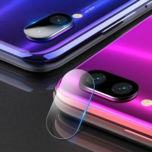 Image 3 - Protector de pantalla de vidrio templado 2 en 1 para Redmi Note 8 7 5 Pro, Protector de pantalla de vidrio templado para Redmi 7 7A K20 Pro 4X 5 Plus