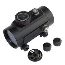 Holographic Sight 1x40 Red Dot Sight Scope Airsoft Red Green Dot Sight Scope Hunting Scope 11mm 20mm Rail Mount Collimator Sight rowsfire 1x 30 small metal horn red dot telescopic sight for 20mm rail diy science mechanical aim point with high quality black