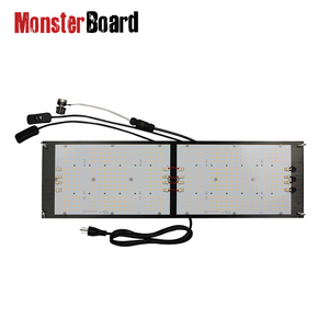 Высокое качество 3500k lm301h uv ir led grow светильник 240 monster board led для комнатных растений
