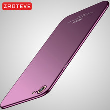 SE 2020 Cover Zroteve Slim Frosted Coque For iPhone SE 2020 Case Luxury PC For iPhone7 iPhone8 Cover For iPhone 7 8 SE 2 Cases(China)