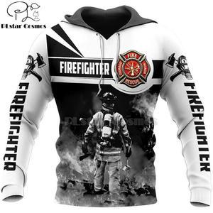 Tracksuit Skull Firefighter Harajuku 3d-Print Plstar Cosmos Jacket/mens Pullover-13 Women
