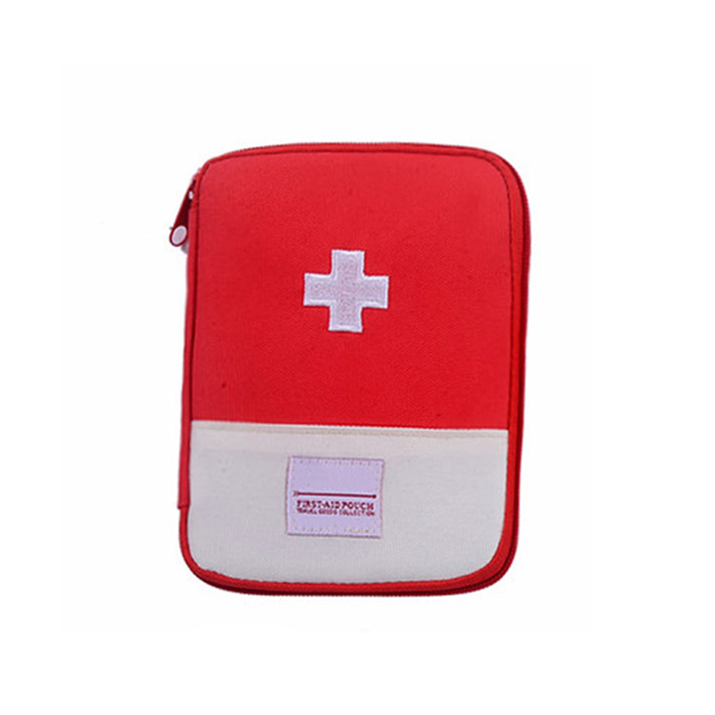 Camping First Aid Bag Emergency Portable  Travel Medicine Pill Storage Bags Outdoor Survival Organizer