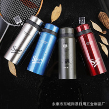 New insulation pot Stainless steel space cup Outdoor sports portable large capacity water