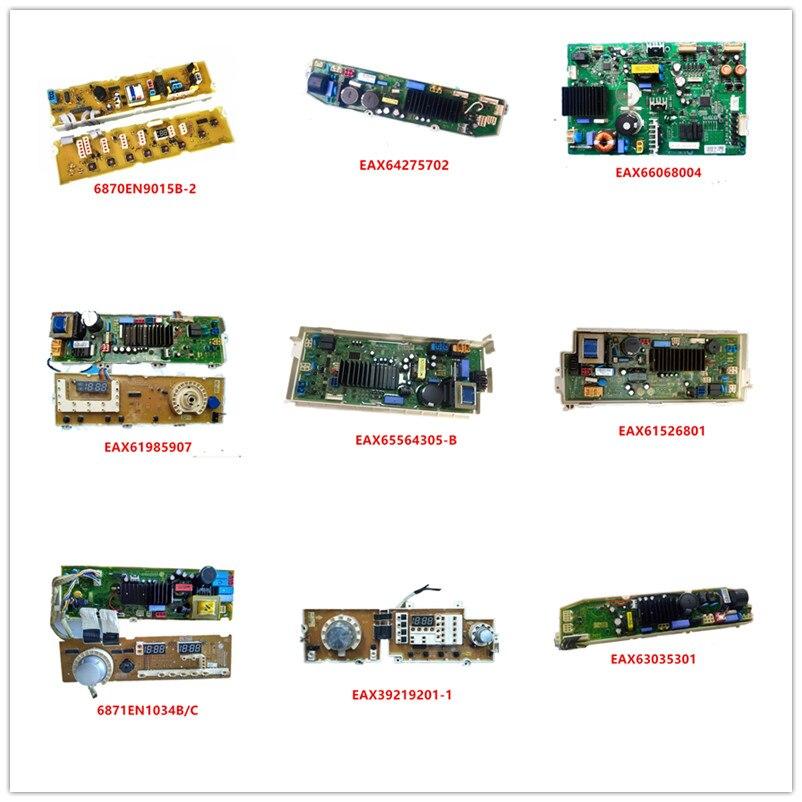 6870EN9015B-2|EAX64275702|EAX66068004|EAX61985907|EAX65564305-B|EAX61526801|6871EN1034B/C|EAX39219201-1 EAX63035301 Used