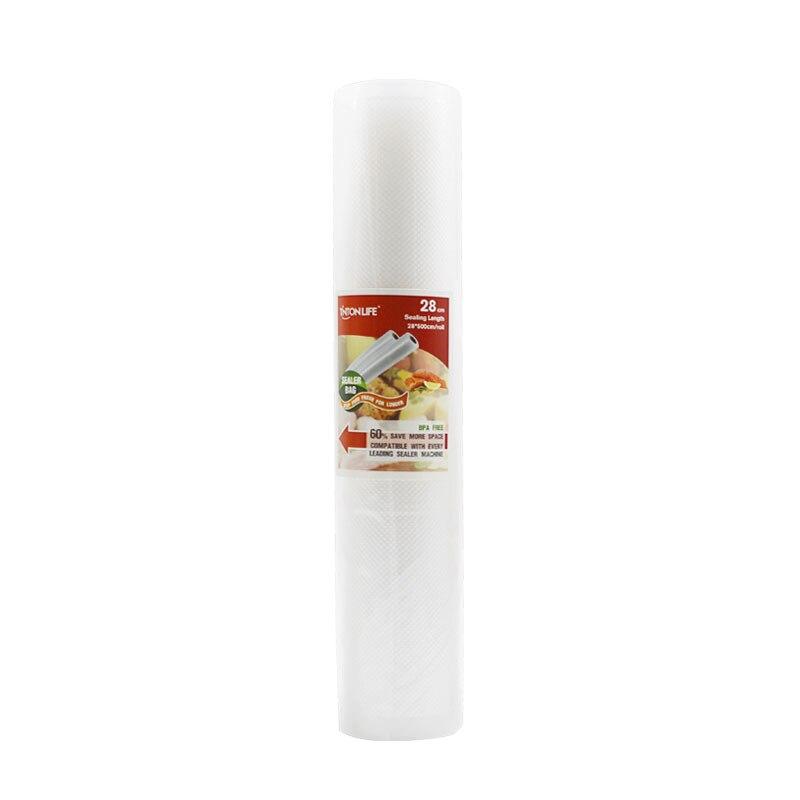 1 roll 28x500cm-TINTON LIFE vacuum bags for food Fresh Long Keeping 12+15+20+25+28cm*500cm Rolls/Lot bags