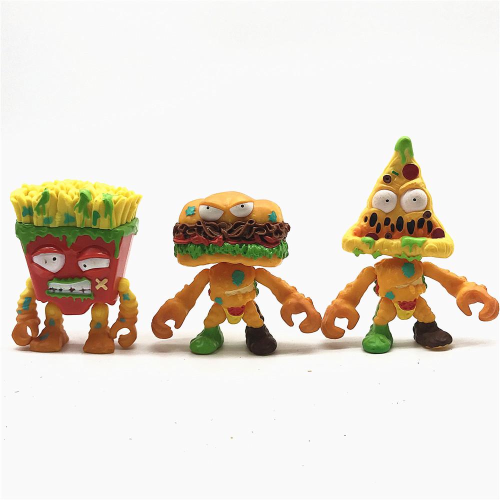 Garbage The Grossery Gang Bug Strike Time Wars Powered Up Anime Action Figures Toys  Dolls Gift
