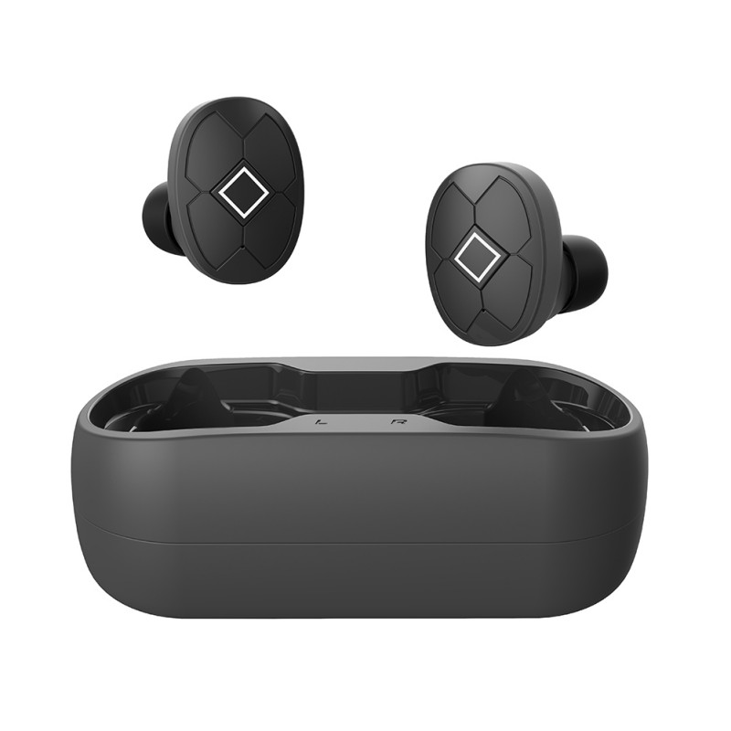 2020 V5 TWS Wireless <font><b>Earphones</b></font> Waterproof HiFi Bluetooth Headset 5.0 <font><b>Earphones</b></font> <font><b>Noise</b></font> <font><b>Canceling</b></font> Gaming <font><b>Earphone</b></font> For Smart Phone image