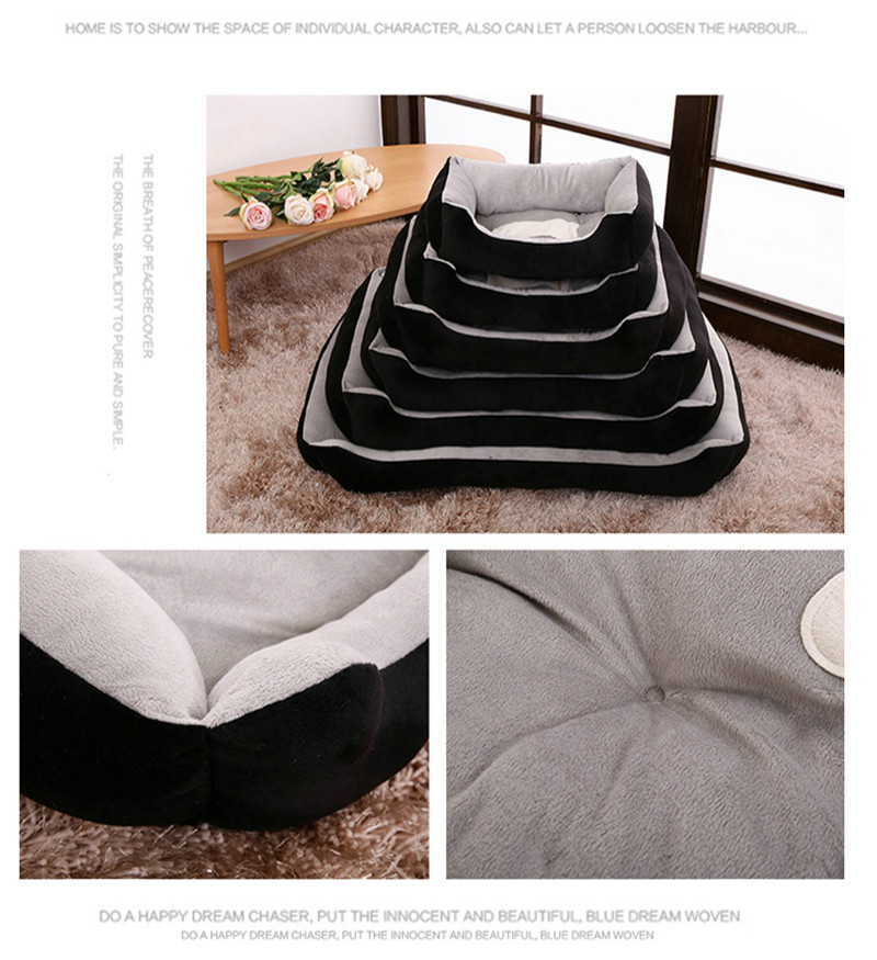 Soft Large Dog Bed