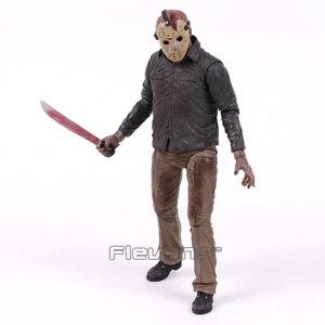 Image 3 - Sexta feira o 13th 4 o capítulo final jason voorhees figura de ação horror modelo, estatuetas de brinquedo