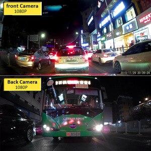 Image 4 - XCGaoon واي فاي جهاز تسجيل فيديو رقمي للسيارات مسجل فيديو رقمي كاميرا داش كاميرا 1080P ليلة الإصدار نوفاتيك 96655 ، كام يمكن تدوير