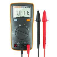 FLUKE 106 handheld F106 AC/DC teste de tensão amperímetro multímetro digital novo