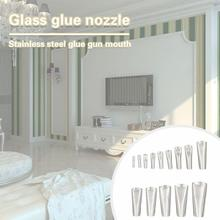Nozzle Mighty Glass-Glue Finisher Caulking Duck-E7p2 Steel-Pcs
