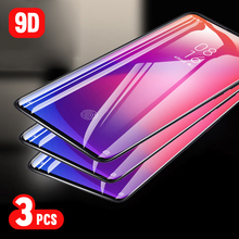 9D Full Cover Tempered Glass For Xiaomi Redmi Note 7 5 6 Pro Screen Protector Glass For Xiaomi Redmi 7 7A 6 6A K20 Pro Film все цены
