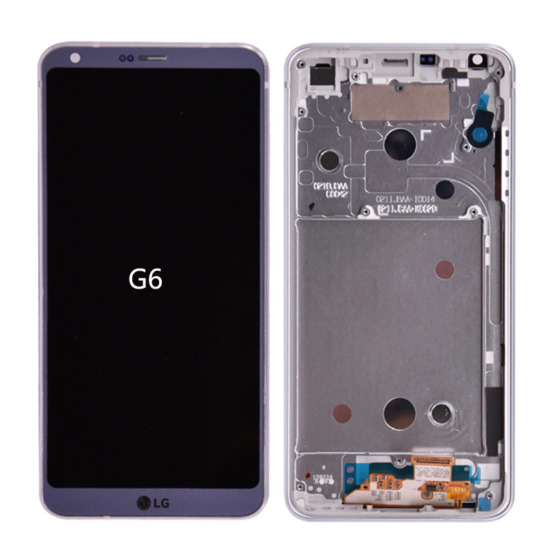 Original For LG G6 H870 H870DS H872 LS993 VS998 US997 LCD Display And Touch Screen Digitizer Assembly Without Frame For Lg G6