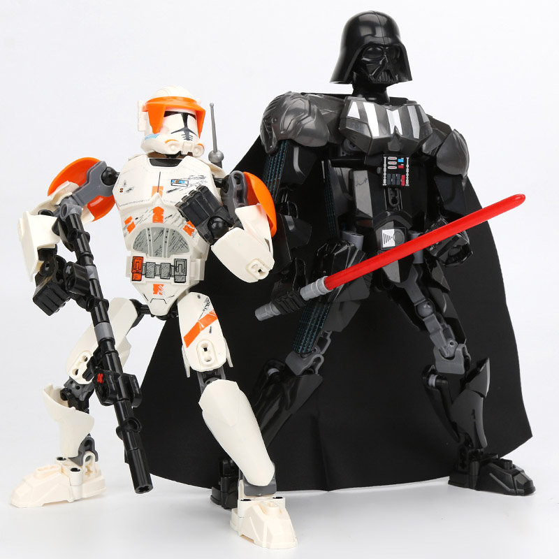 Blocks Star Wars Buildable Action Figure 13
