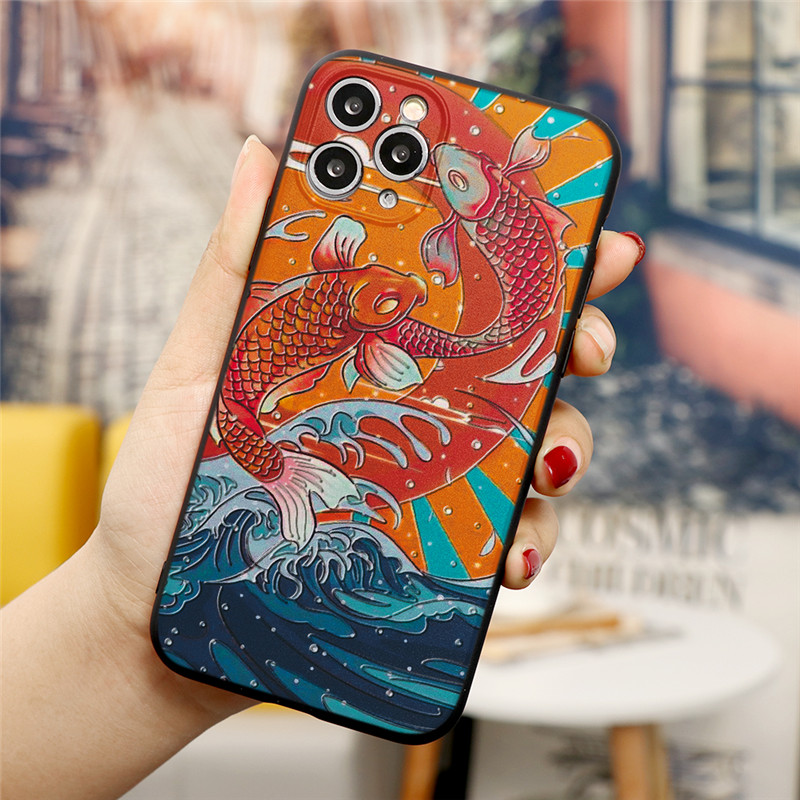 iPhone 11 Pro Max 3D art Case