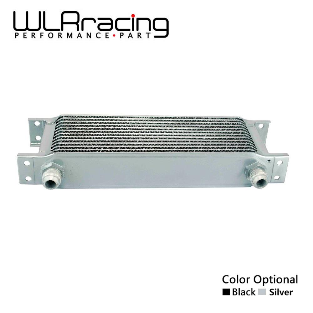 WLR RACING-13 reihe Britischen typ Aluminium Universal Motor getriebe ölkühler 13 reihen WLR7013