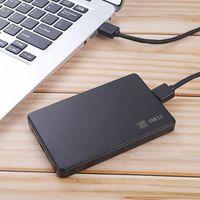2,5 zoll HDD SSD Fall Sata zu USB 3.0/2,0 Adapter 5 Gbps Festplatte Box Gehäuse Adapter für windows Mac OS System