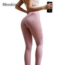 Sexy Cut Out Sport Legging Women Yoga Pants Fitness Clothes Push Up Energy Vital Seamless Lulu Gym Leggings Wear black cut out yoga bodycon leggings