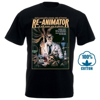 Re Animator T Shirt Fantasy Horror 1970 S Film Movie
