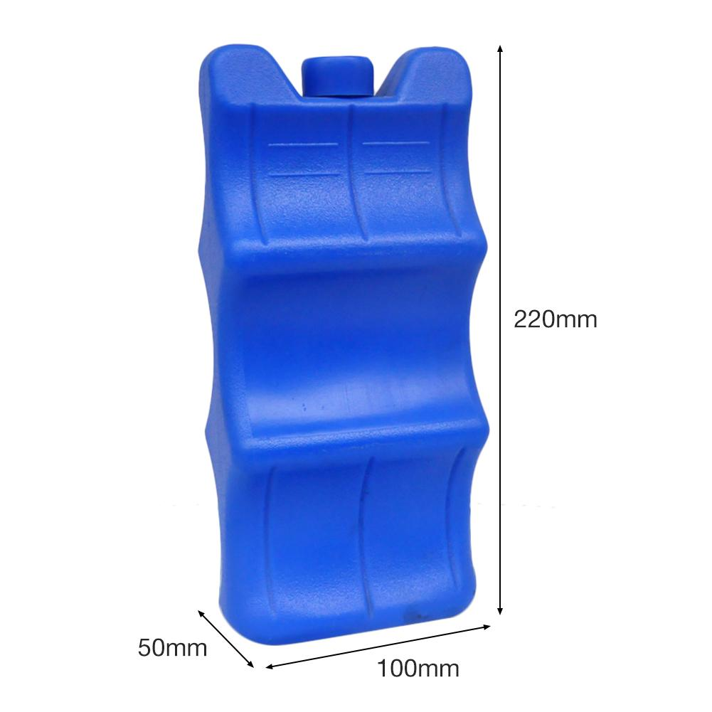 650ML Storage Cold Ice Board Box Bag Reusable Fresh Ice Bags For Food Preservation Without Ice For Outdoor Camping Travel in Picnic Bags from Sports Entertainment