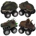 Миниатюрная модель спинозавра, динозавр, тираннозавр, татагана, дилофозавр, трицератопс, Птерозавр, игрушка, 6 моделей
