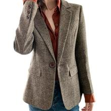 Fashion Casual Business suit women Blazers spring high quali
