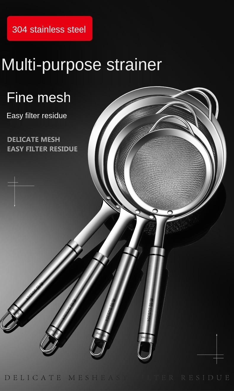 304 aço inoxidável de soja filtro de