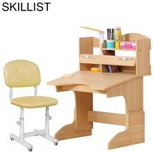 Belajar Tafel Estudiar Estudio Tisch Estudar Tableau Infantil Tavolino Bambini Wood Desk Mesa Enfant Escritorio Study Kids Table