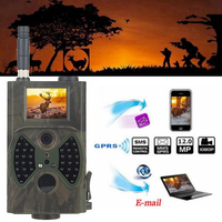 NEW HC 300M Hunting Camera Hd IR Surveillance Camera,12mp 1080p IP65 Waterproof Hunting Scouting Camera For Wildlife Monitoring,