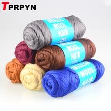 14Pcs/lot 100% Acylic Brazilian Wool Hair African hair yarn for braiding Brazil wool yarn African Wig Hair Yarn Dreadlocks