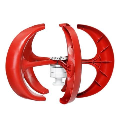 turbinas eolicas gerador lanterna kit de motor