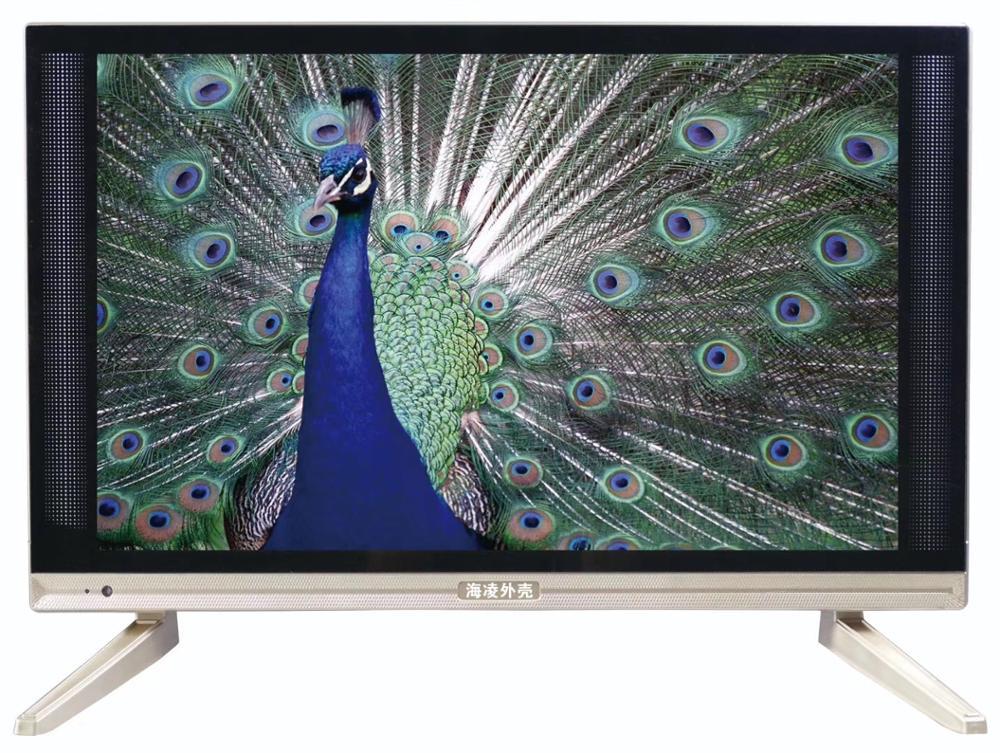 21.5'' Inch Led TV 1024*768p Multi Language DVB-t2 Led Television TV