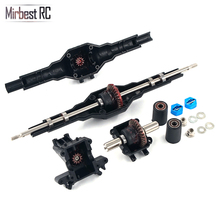 Metal gear differential front wave box  For Wltoys 12428 Parts 12423 RC car parts 12428 Upgrade accessories Mirbest RC DIY Parts wltoys 12428 12423 rc auto ersatzteile 12428 0094 lager achse 4 teile satz 12428 lager 7 11 3 0093 lager 8 12 3 5 0095 5 11 4 hz