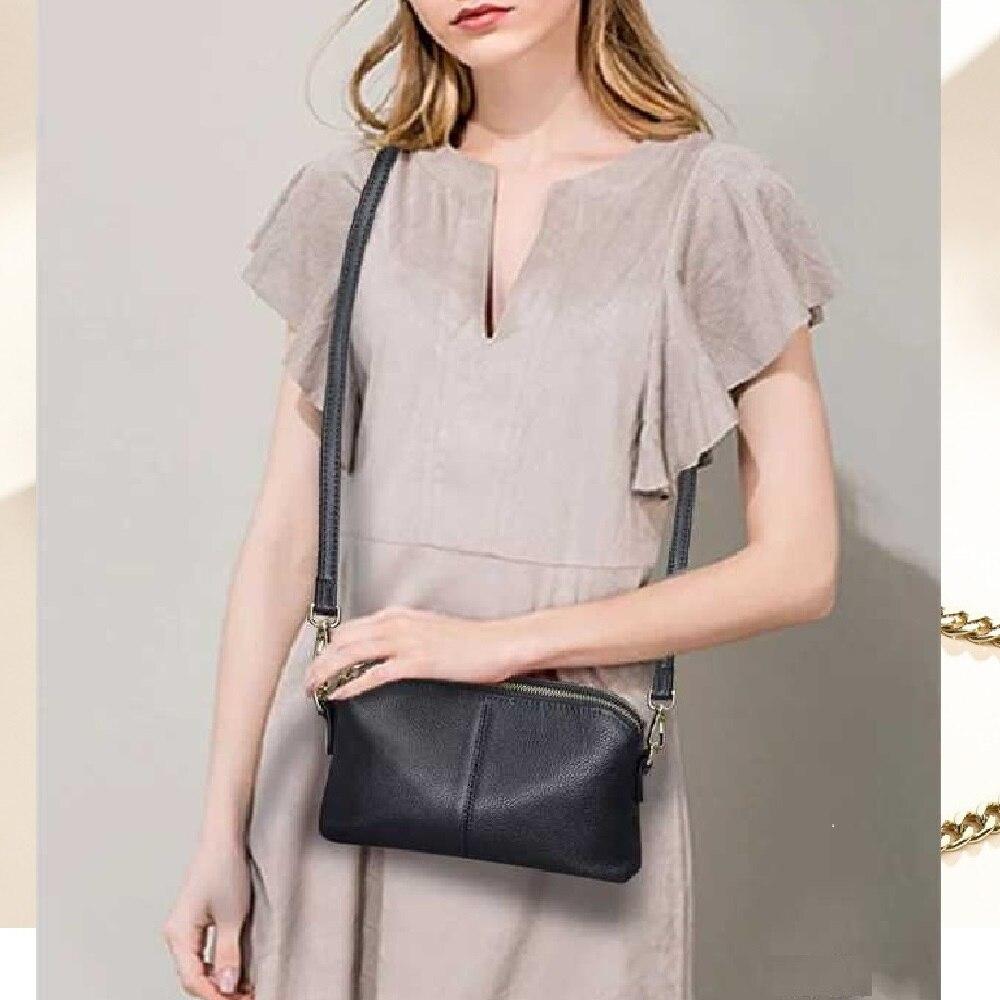 Bagaj ve Çantalar'ten Üstten Saplı Çanta'de Inek derisi Hakiki Deri Kadın postacı çantası Püskül Crossbody Çanta Kadın Moda omuz çantaları kadınlar için Debriyaj Küçük Çanta'da  Grup 1
